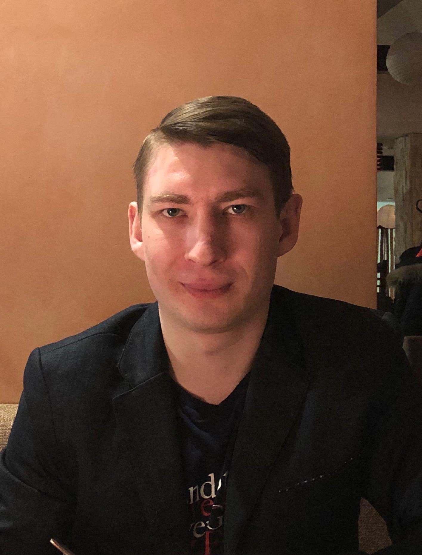 Сергей Марченко. Психолог, консультант